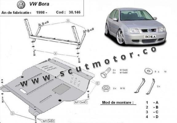 Scut motor Volkswagen Bora