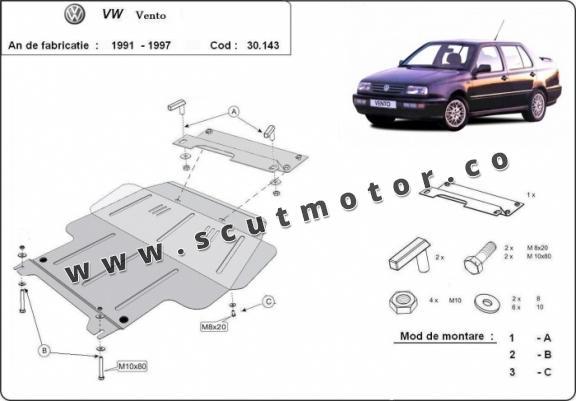 Scut motor Volkswagen Vento