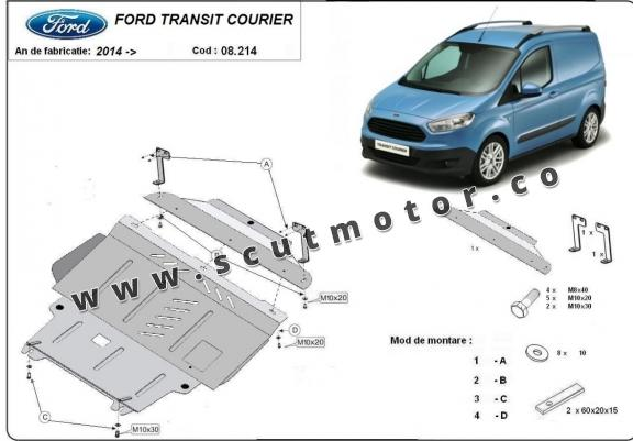 Scut motor Ford Transit Courier