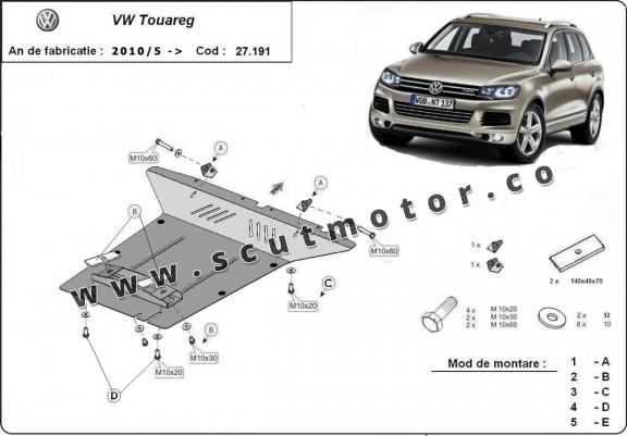 Volkswagen Touareg as well Kryt Pod Motor Ford S Max in addition 515 scut Cutie Toyota Land Cruiser Dupa 2005 further Tumecanicafacil blogspot together with 262520316018. on 2015 toyota verso s