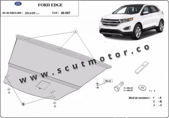 Scut motor Ford Edge