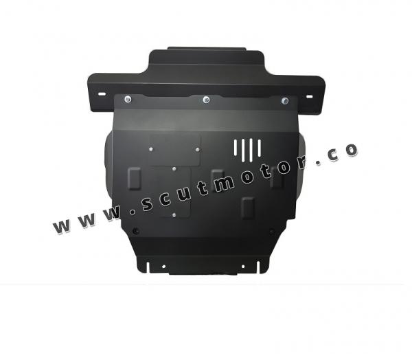 Scut motor Ford Fusion 3